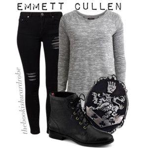Emmett Cullen from The Twilight Saga