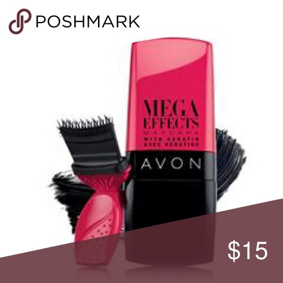 Marvelous Mega Effects Mascara with Keratin New u Improved Now enriched with keratin to give your
