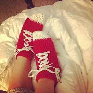 mama's little monkeys....: Free Crochet Pattern: Converse Slipper Socks
