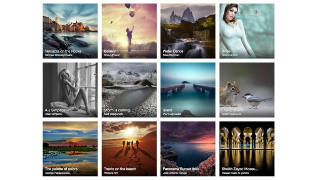 The 15 best photography websites | Creative Bloq