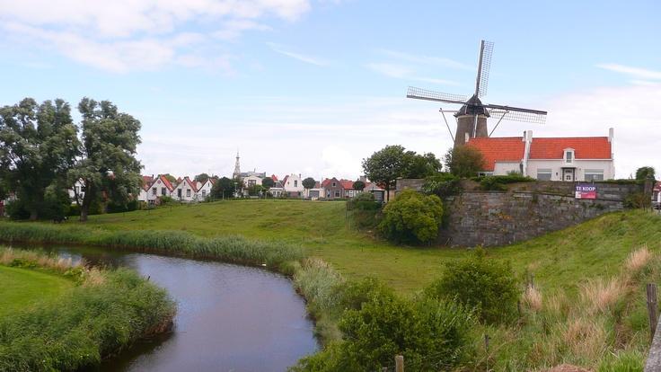 Zierikzee, Netherlands, July 2009
