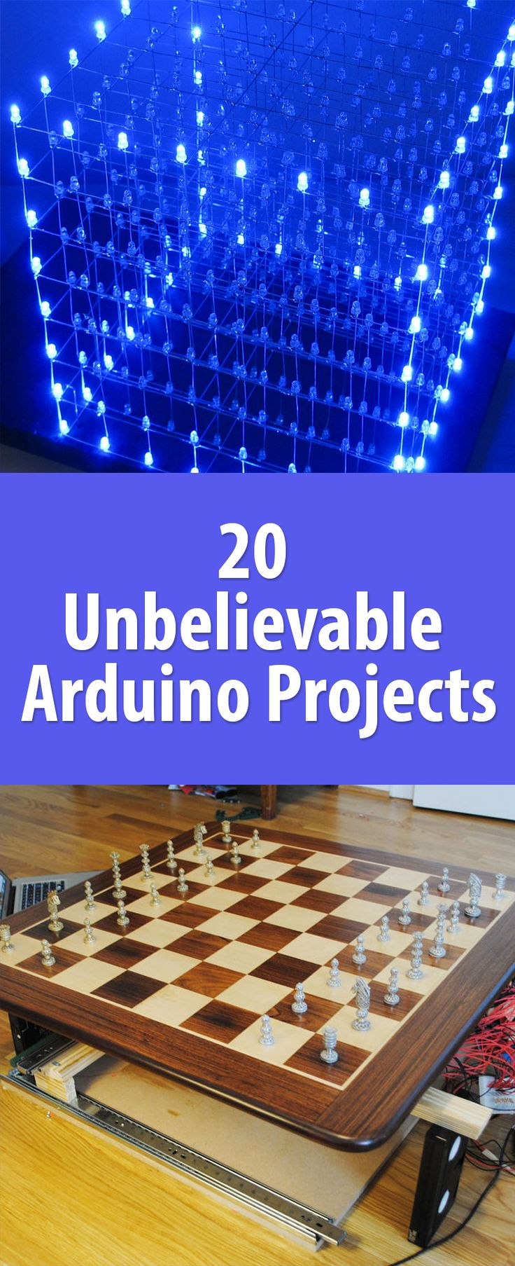 """Arduino literally translates to """"strong friend"""" in Italian. Anything is possible with the mighty power of Arduino!"""