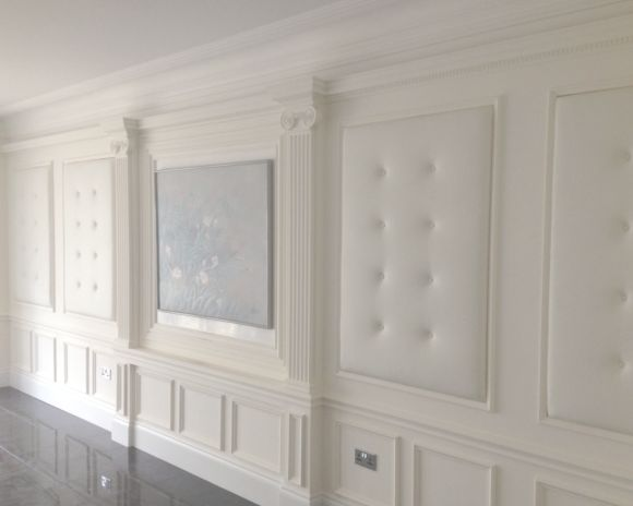 Chelmer Mouldings Fibrous Plaster Cornice Supply And Installation Es