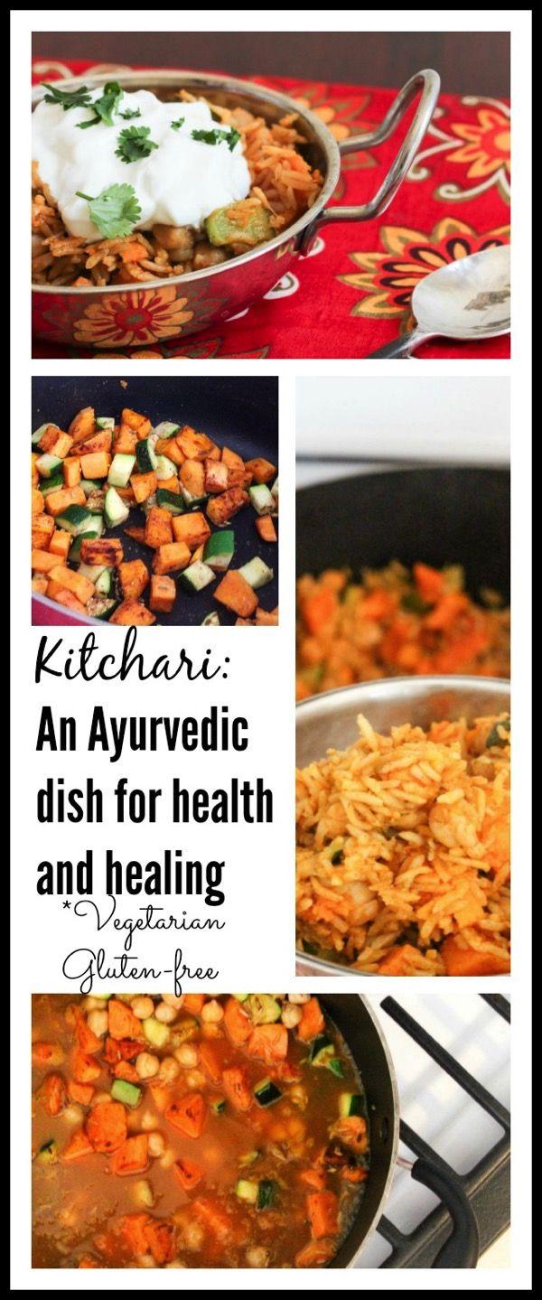 The healing properties of kitchari