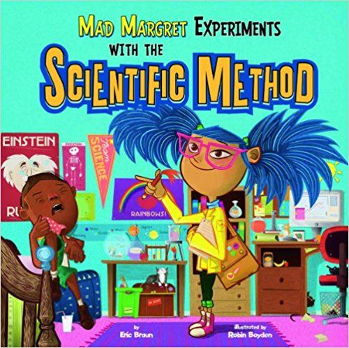 Mad Margaret Experiments with the Scientific Method In the Science Lab: Amazon.es: Eric Braun, Robin Boyden, Dr Paul Ohmann: Libros en idiomas extranjeros
