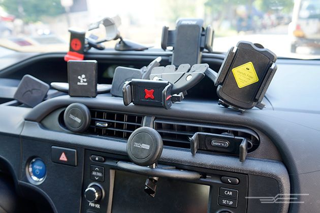 smartphone car mount group
