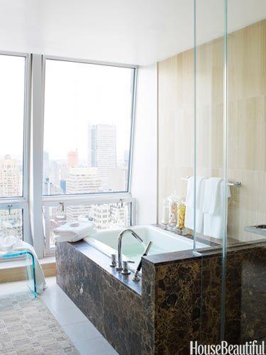 Small Bathrooms House Beautiful 80 best beautiful bathrooms images on pinterest | bathroom ideas