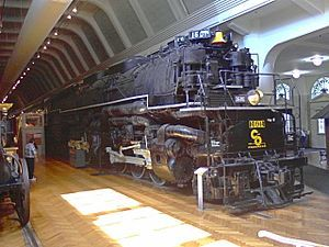 2-6-6-6 at Henry Ford Museum