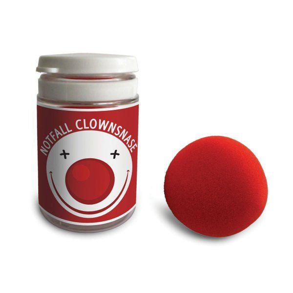 Liebeskummerpillen Notfall Clownsnase