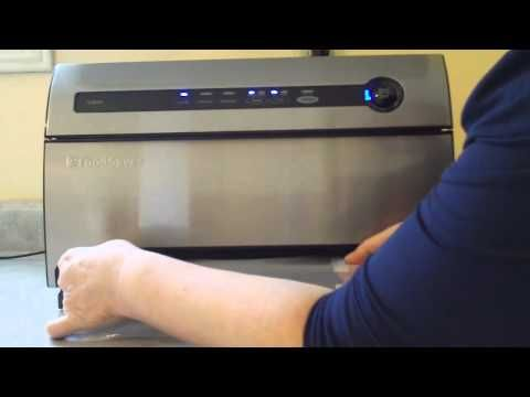 How to Get Started with FoodSaver Vacuum Sealer