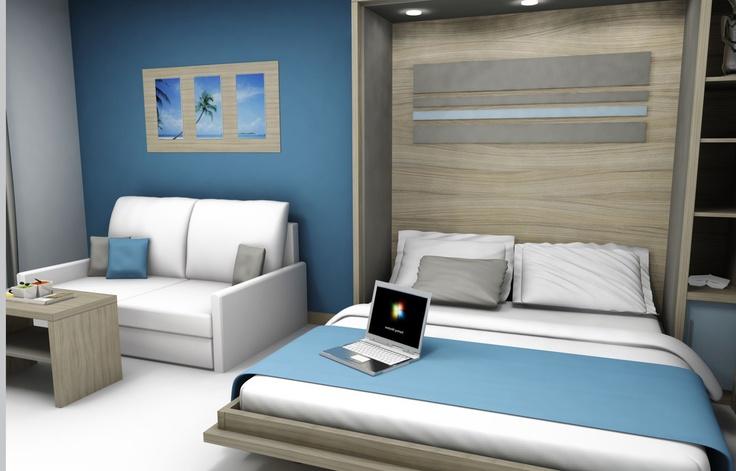 Domaine de la Viva (Bedroom) - Corsica