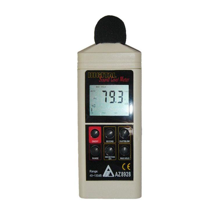 AZ8928 Noise meter, sound level meter,decibel meter 40-130dB