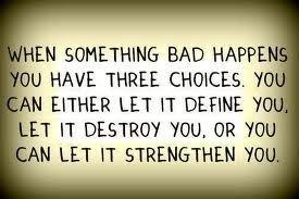 three choices...