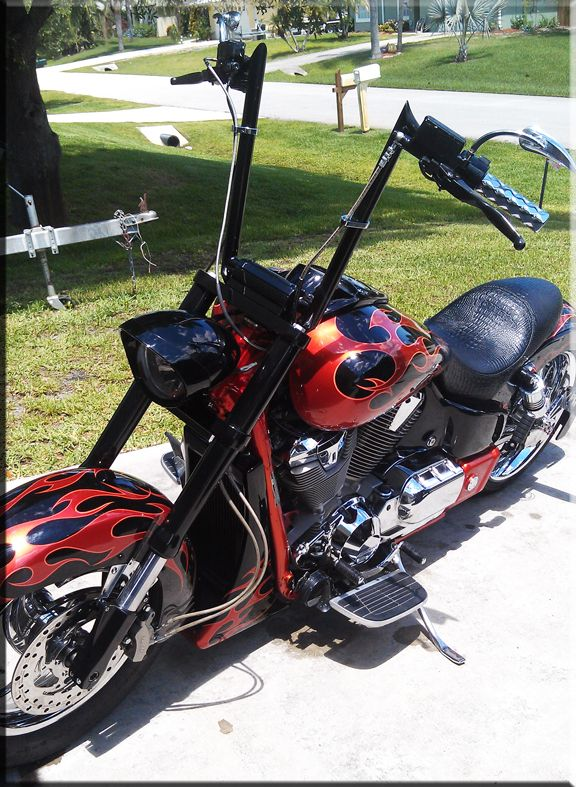 Motorcycle For List 8480 0 as well 32597286943 together with Honda Vtx 1800 1300 6 Extended Stretched Bolt Bags Rear Fender Rails Dual Cut furthermore 2010 Honda Stateline Slammer Bagger Concept 29608 additionally 2007 Kawasaki Vulcan 1600 Nomad. on honda vtx 1800 custom parts
