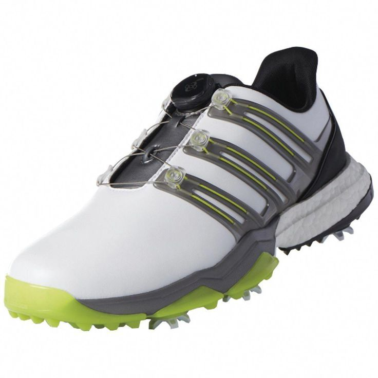 Amazing Adidas Powerband Boa Boost Men S Golf Shoes Golftipsilove