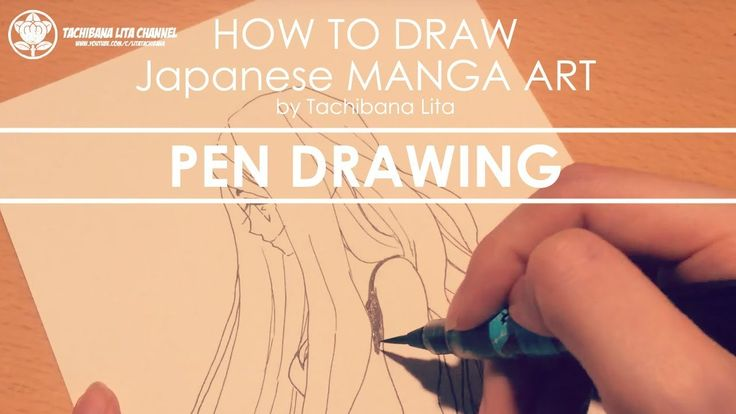 ✔ Pen Drawing *Detail up #inktober2017   How to draw Manga Art 2017.10.05
