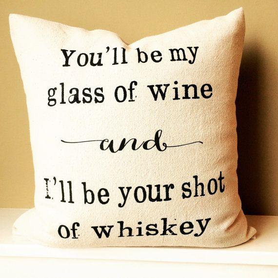Hey, I found this really awesome Etsy listing at https://www.etsy.com/listing/231382232/youll-be-my-glass-of-wine-and-ill-be