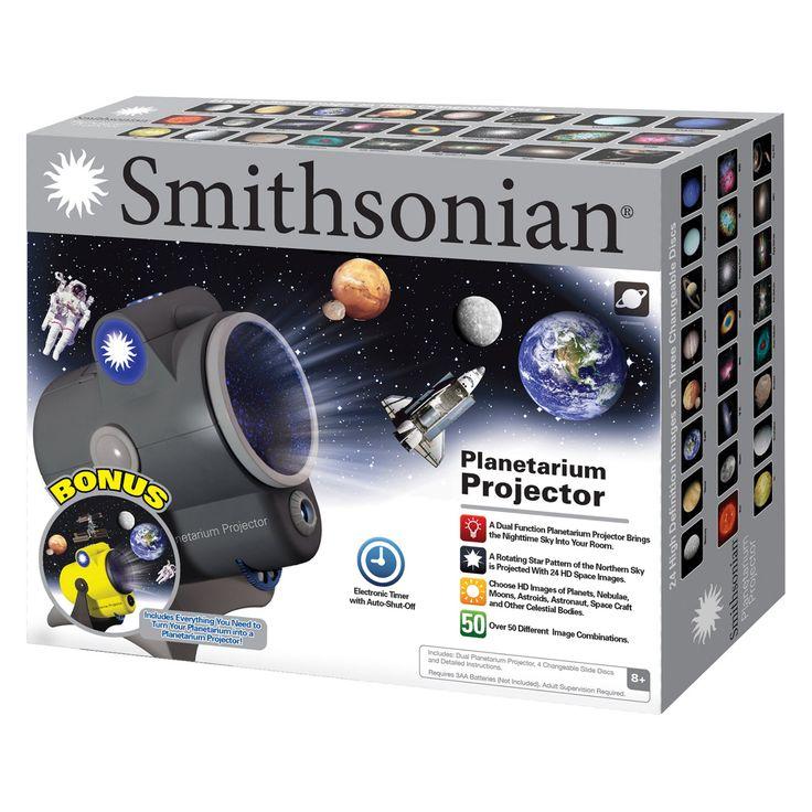 NSI Smithsonian Planetarium Projector with Bonus Sea Pack - 51951