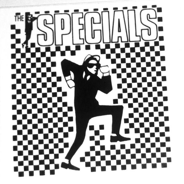 The Specials Sticker!  New From Vintage Stock !  Ska Punk Rock Band Merch