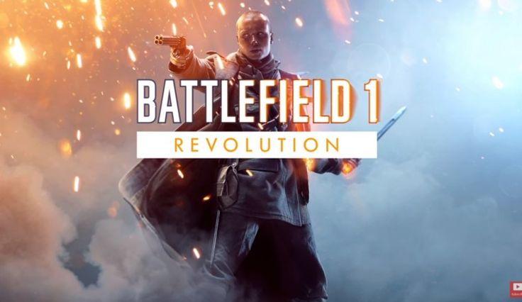 Battlefield 1 Complete Revolution Sürümü Çıktı
