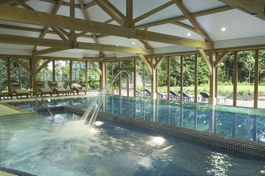 Luton Hoo Hotel, Golf & Spa spa breaks - Bump and I Would Like to Spa!  Spa Day Includes a 55 minute Maternity treatment, 25 minute Essentials Manicure or Pedicure, 25 minute Personalised Facial, 2 course lunch, robe, towel and slippers provided and full use of the spa facilities between 10am to 6pm.