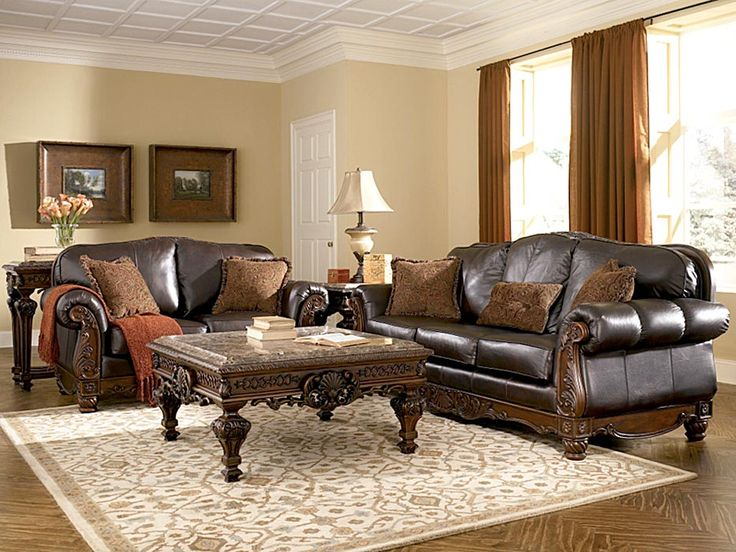 Cool 20+ Leather Living Room Furniture Set And How To Care It , Leather  Living Part 25