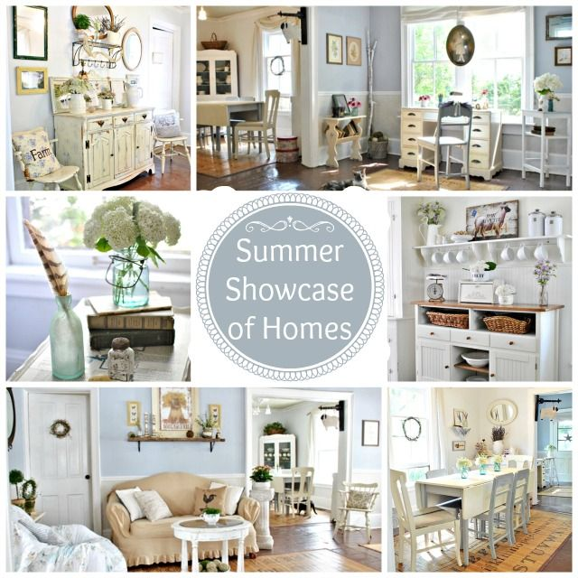 Take a Tour of My Cottage Style