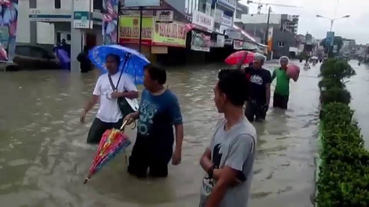 Kisah Nyata Banjir Pangkalpinang