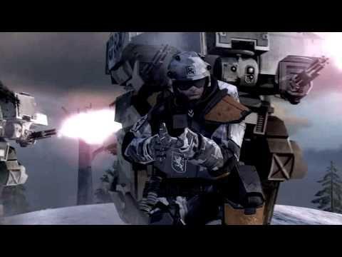 Battlefield 2142 - Launch Trailer