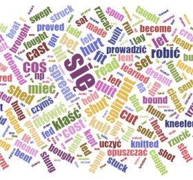 Czasowniki nieregularne, 123 angielski, nauka angielskiego, angielski online, lekcje angielskiego, 123 angielski