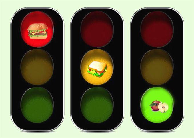 Πώς οι φωτεινοί σηματοδότες οδηγούν στην υγιεινή διατροφή;