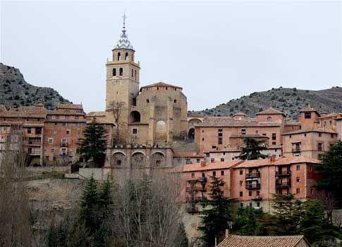 Albarracín: catedral de s. salvador