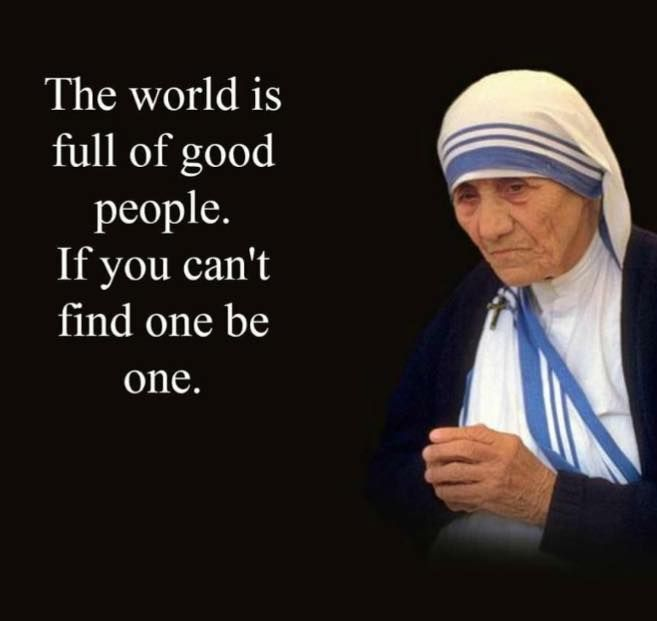 Quote From Mother Teresa: Top 25+ Best Mother Teresa Ideas On Pinterest