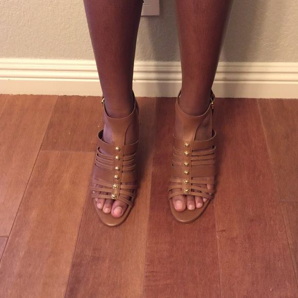 Ivan's Trump Studded Sandals-Shoe Sale!!! Ivanka Trump Studded Sandals Ivanka Trump Shoes Heels