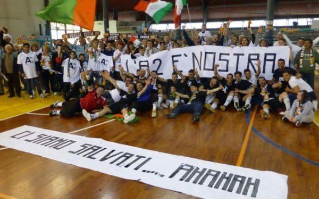 Calcio a 5 serie B, da Fiumicino con furore: Futsal Isola benvenuta in A2