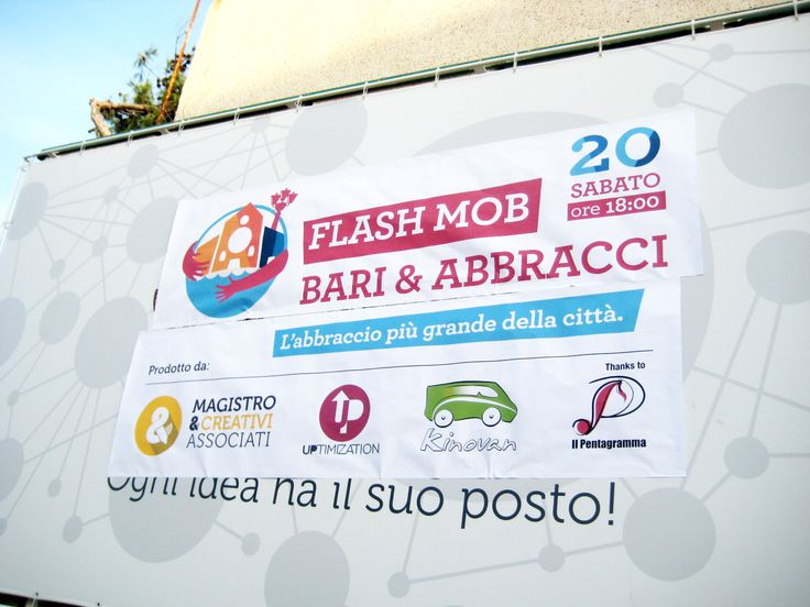 #visual #event #communication #campaign  #bariEabbracci