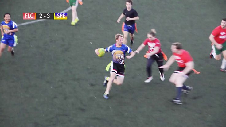 Tag Rugby Mixed Super League Round 5 (Autumn 2014) - The Flying Columns ...