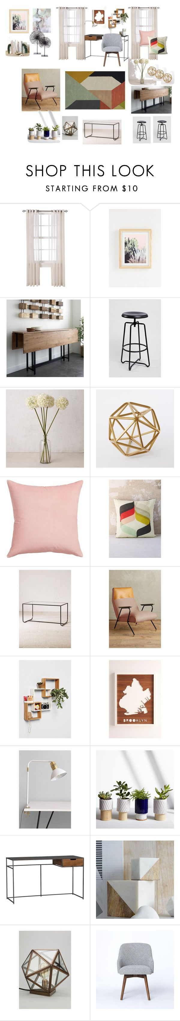 Threshold home decor shop for threshold home decor on polyvore -  Alex Bk By Niesha Finney On Polyvore Featuring Interior Interiors