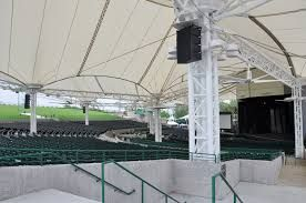 Cynthia Woods Mitchell Pavilion in The Woodlands.   BilliardFactory.com