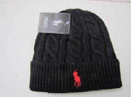 Black Polo Beanie for Men and Women  Item specifics Item Type: Skullies & Beanies Gender: Men / Women Material: Wool