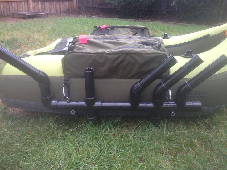 Float Tube Modification - Nebraska Fish and Game Association
