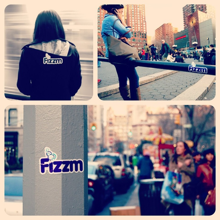 Fizzm in Gotham City...