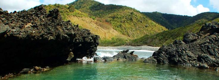Hike to the Annaly Bay Tide Pools:  The Annaly Bay tide pools are a series of large, naturally formed pools found on St. Croix's beautiful North Shore. While accessing these pools is a bit of a challenging hike, it is worth every single step.     #Adventure