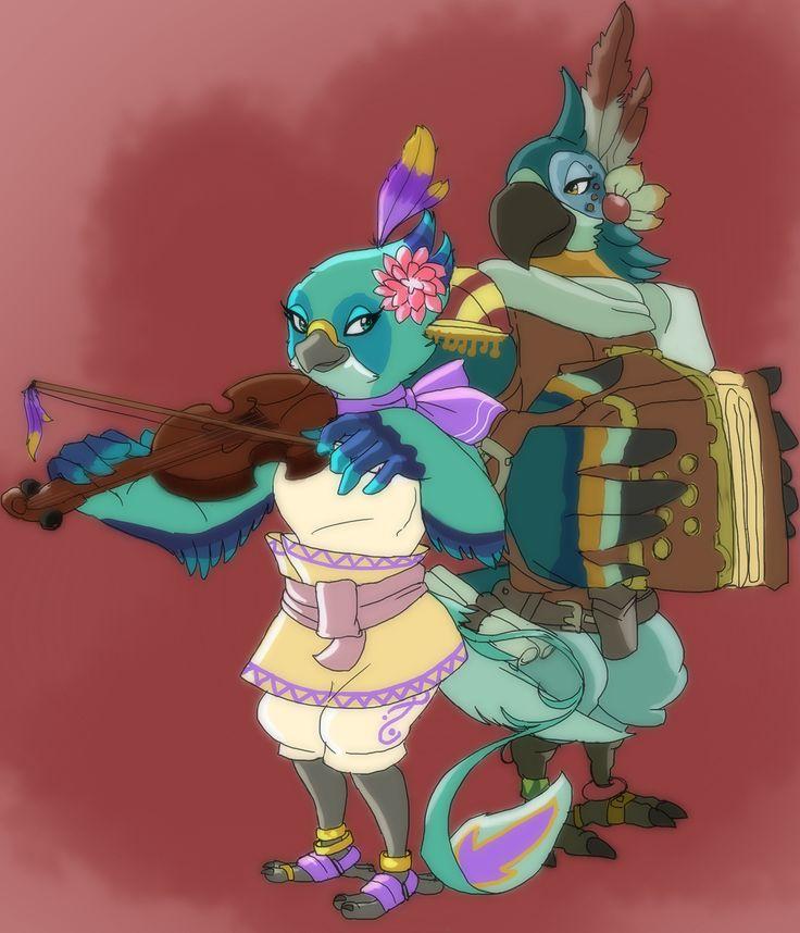 Kass by LinkFan29 on DeviantArt Legend of zelda breath