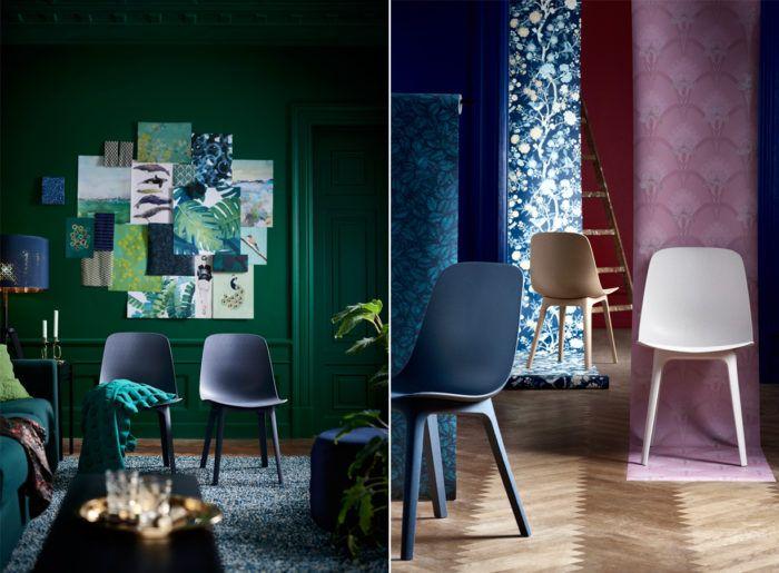 Ikeas höstkollektion 2017   Stol, Odger, 595 kronor/styck.