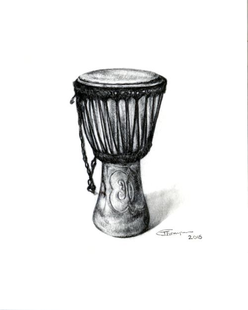 Image Result For Djembe Drawing 4 To The Floor Design