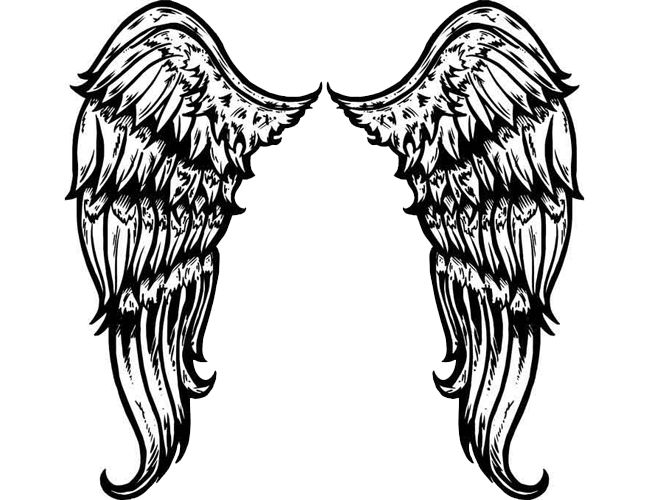 ... Angels Wing...