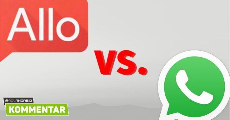 Beendet Allo endlich das WhatsApp-Monopol? [Kommentar]