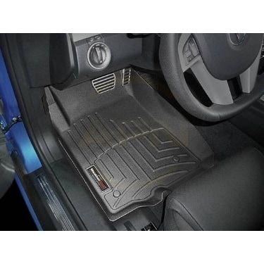 WeatherTech Custom Fit Front FloorLiner for Pontiac G8 (Blac - Black