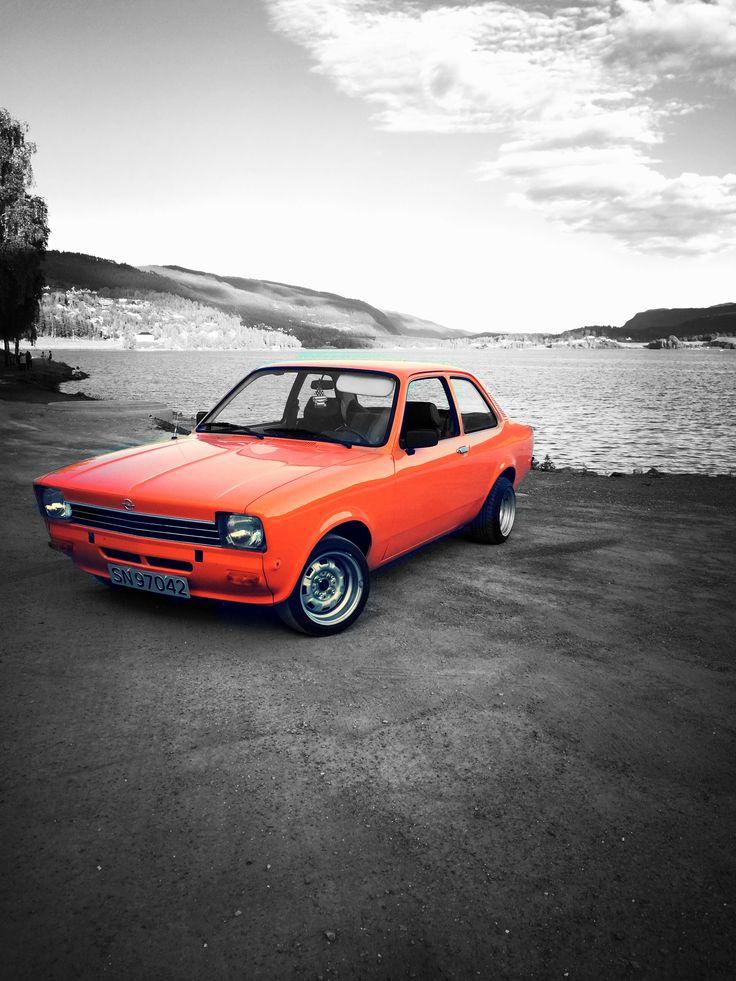 Opel Kadett 1200 c1 Germany classic